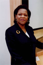 Professor Cecile Wright