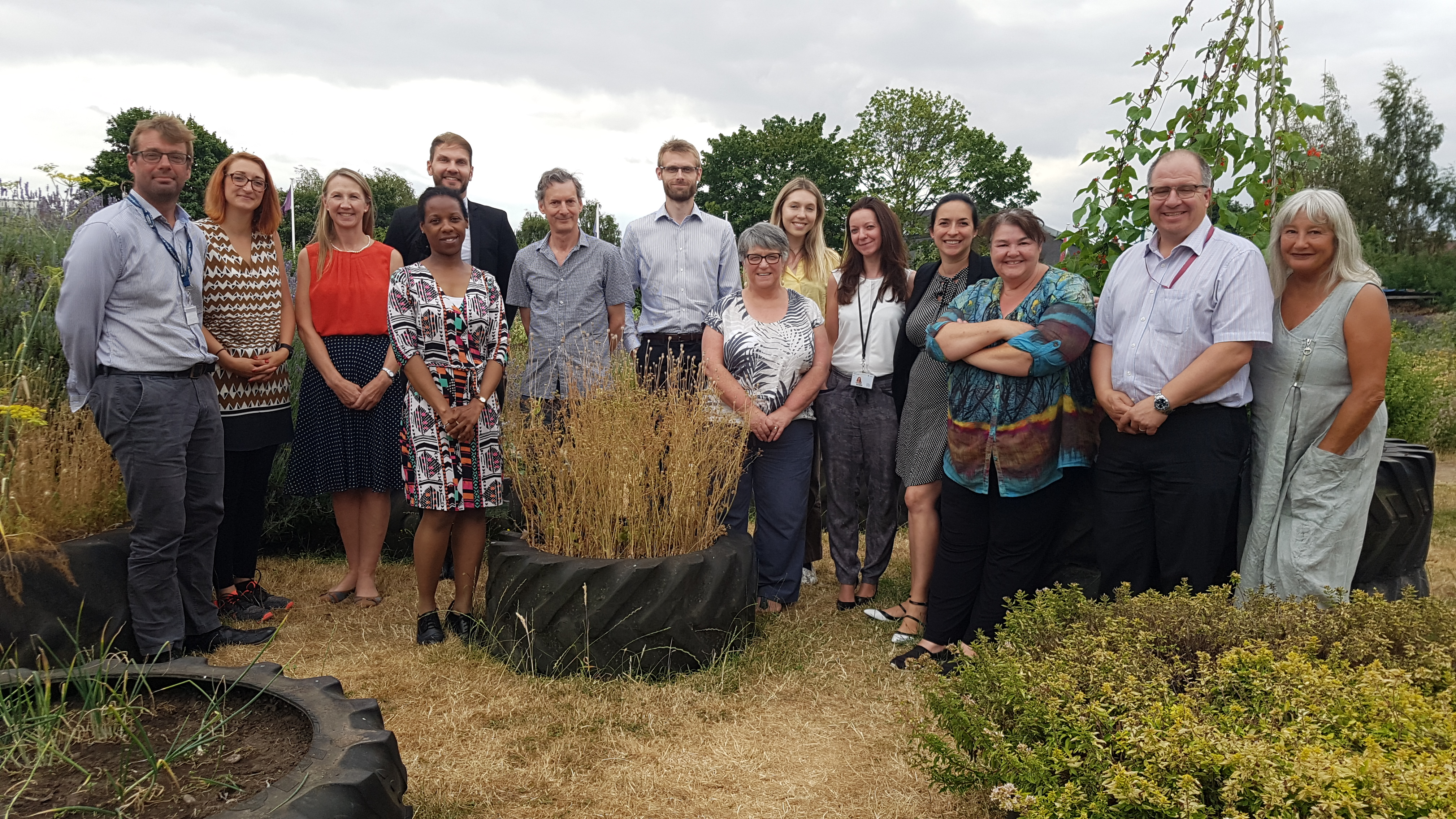 Nottingham Green Partnership Summer Meeting