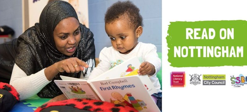 Nottingham Literacy Hub – Read on Nottingham